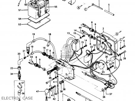 1835 Skid Loader Wiring Diagram