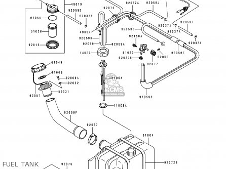 Kawasaki Jet Ski Ignition Wiring Schematic Kawasaki