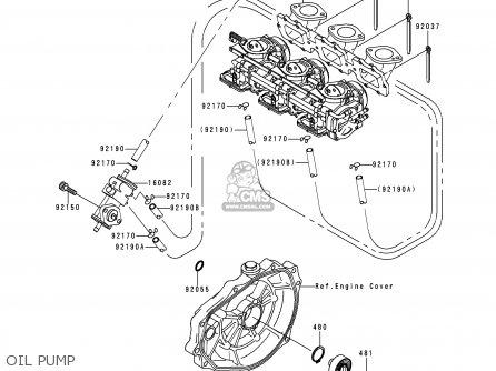 Kawasaki JT900-B2 JETSKI900STX 2000 EUROPE FR AS parts