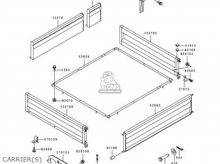 Mule 1000 Wiring Diagram   Wiring Diagram Kawasaki Kaf Mule Wiring Schematic on