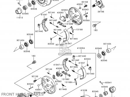 1997 kawasaki bayou 300 wiring diagram capacitor start run motor mule 550 electrical 400 ~ odicis