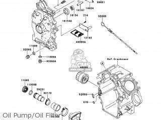 Kawasaki KAF620-REF MULE4010 2014 USA / TRANS4X4 parts