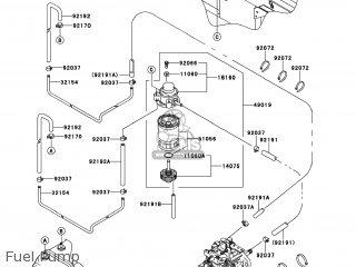 Kawasaki KAF950-GBF MULE4010 2011 USA / TRANS4X4 DIESEL