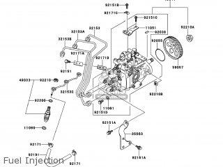 Kawasaki KAF950-GCF MULE4010 2012 USA / TRANS4X4 DIESEL