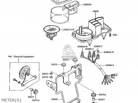 Wiring Diagram For Kawasaki 1300 Voyager Kawasaki ZL900