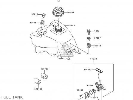 Kawasaki Bayou 220 Timing, Kawasaki, Free Engine Image For