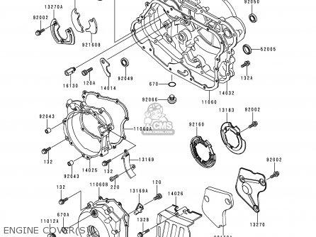 Kawasaki KL250D16 KLR250 1999 UNITED KINGDOM EU NL parts
