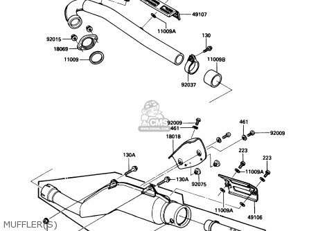 1989 Klr 250 Wiring Diagram