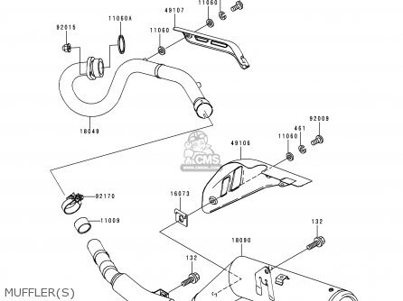 Wiring Diagram For A Kawasaki Bayou 220 Engine Wiring