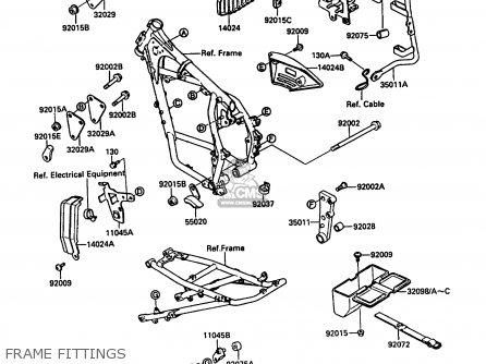 Kawasaki Ninja Ex500 Wiring Diagram Kawasaki KZ650 Wiring