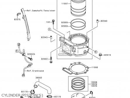 Kawasaki Motorcycle Service Manuals Kawasaki Engine