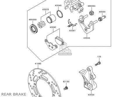 Wiring Diagram Besides Kawasaki Klr 650 On
