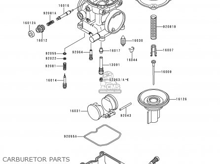 Kawasaki KLE250-A3 1997 GREECE parts lists and schematics