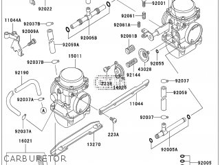Kawasaki KLE500-A13 2003 EUROPE,MIDDLE EAST,AFRICA parts