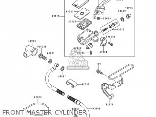 Kawasaki KLE500A10 2000 IS parts lists and schematics