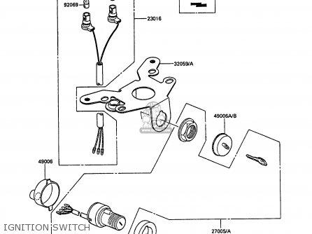 1998 Kawasaki Bayou 300 4x4 Wiring Diagram