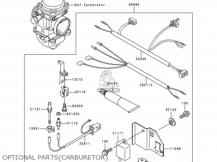 Kawasaki Klf 220 Wiring Schematic Kawasaki Parts Diagram