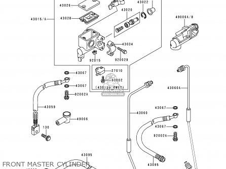 Kawasaki KLF300-C11 BAYOU3004X4 1999 USA CALIFORNIA CANADA