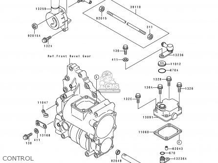 Kawasaki Bayou 300 Motor Diagram Kawasaki 185 Wiring