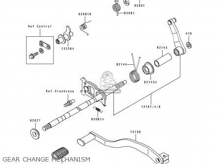1990 Kawasaki Bayou 300 Wiring Diagram : 38 Wiring Diagram