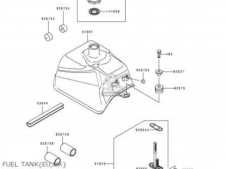 Kawasaki Bayou 220 Engine Diagram Kawasaki Mule Carburetor
