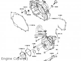 Kawasaki KLX140-BBF KLX140L 2011 USA parts lists and