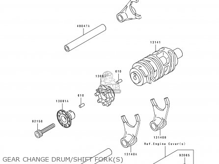 Motorcycle 2 Stroke Wiring Diagram