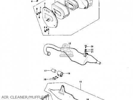 Kawasaki Ke 100 Wiring Diagram Kawasaki Electrical