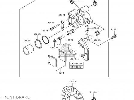 Wiring Diagram 2005 Kawasaki Prairie 360 2005 Polaris