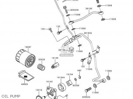Kawasaki Kvf400-d2 2000 Europe Uk As parts list