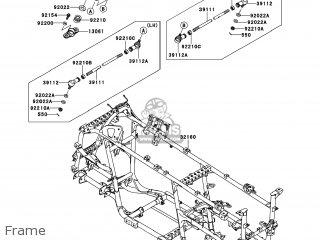 Kawasaki KVF750-JCF BRUTE FORCE 750 4X4I EPS 2012 USA