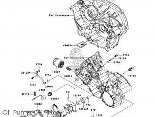 Kawasaki KVF750-LEF BRUTE FORCE 750 4X4I 2014 USA parts