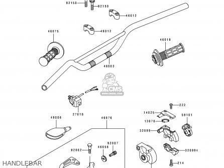 Kawasaki Kx100 Engine Kawasaki KLR250 Wiring Diagram ~ Odicis