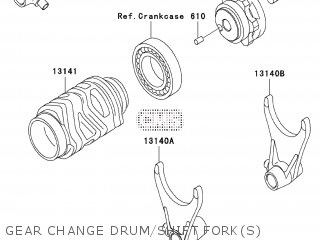 Kawasaki KX125-M3 2005 EUROPE parts lists and schematics