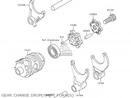 Kawasaki Kx 250 Wiring Diagram