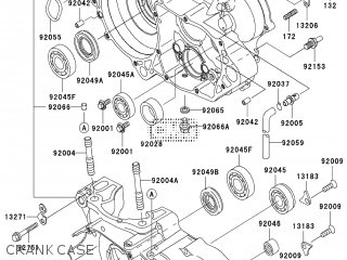 Kawasaki KX250R7F 2007 EUROPE parts lists and schematics