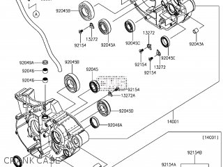 Kawasaki KX252AHF 2017 EUROPE parts lists and schematics