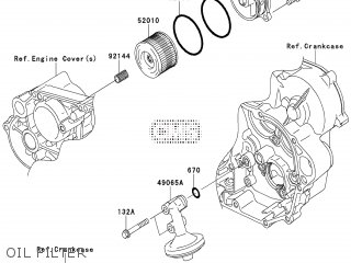 Kawasaki KX450FDF 2013 EUROPE parts lists and schematics