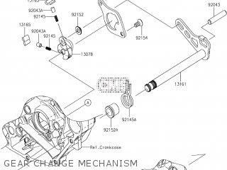 Kawasaki KX450JKF KX450 2019 EUROPE parts lists and schematics