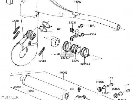 Kawasaki Engine Number Decoder, Kawasaki, Free Engine
