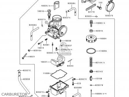 Polaris 500 Carb Diagram Polaris Sportsman 500 4x4 Parts