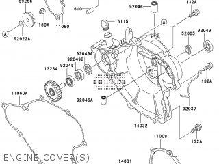 Kawasaki KX65-A4 2003 EUROPE parts lists and schematics
