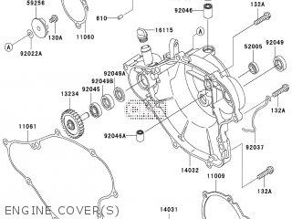 Kawasaki KX65-A6 2005 EUROPE parts lists and schematics
