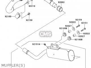 Kawasaki KX65ACF 2012 EUROPE parts lists and schematics