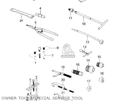 Kawasaki KX80-A1 KX80 1979 parts lists and schematics