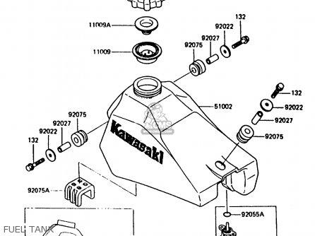 1988 Mule 1000 Wiring Diagram Mule 3010 Carb Diagram