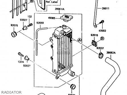 Suzuki Lt250r Quadracer Engine Diagram Suzuki QuadRacer