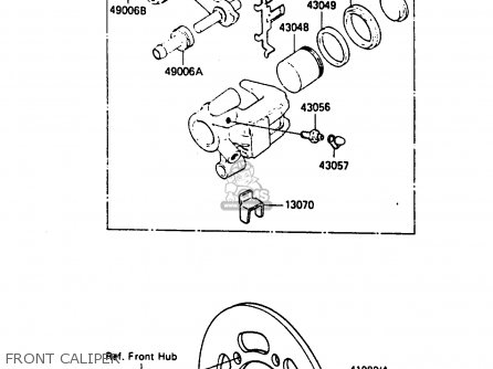 Kawasaki Kx80 Carburetor Diagram, Kawasaki, Free Engine