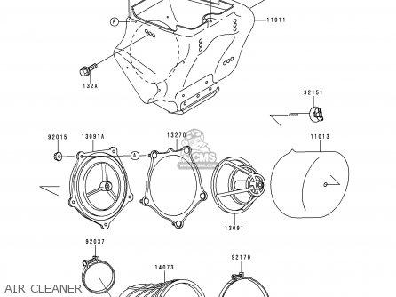 Kawasaki KX80-W3 KX80II 2000 EUROPE AS parts lists and