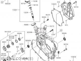 Kawasaki KX85CJF 2018 EUROPE parts lists and schematics